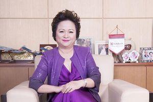 Bà Lê Thu Thủy ghi dấu trên ghế nóng ngân hàng