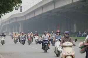 Báo động chất lượng không khí Hà Nội: 41 ngày nồng độ PM2.5 vượt chuẩn