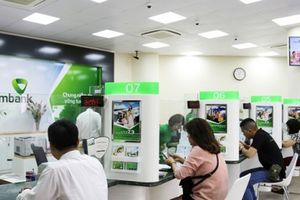 9 tháng đầu năm, nợ xấu Vietcombank tăng 20%, vượt mức 7.000 tỷ