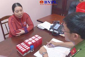 Bắt một phụ nữ làm giả hàng chục 'con dấu' của cơ quan nhà nước