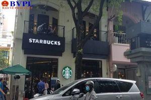 Uống cà phê ở Starbucks, thanh niên bị trộm máy tính trị giá gần 40 triệu đồng