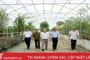 Thành công của Hà Tĩnh là kinh nghiệm cho Quảng Bình về xây dựng NTM