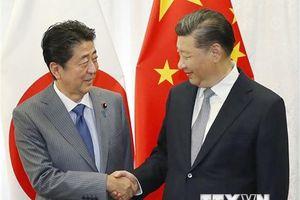 Lãnh đạo Nhật Bản thăm chính thức Trung Quốc lần đầu tiên sau 7 năm