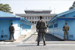 Khu vực an ninh chung liên Triều hoàn toàn phi vũ trang từ hôm nay