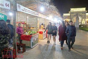 Hội nghị 'Giao thương kết nối cung-cầu hàng hóa giữa thành phố Hà Nội và các tỉnh, thành phố năm 2018'