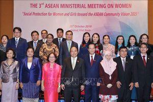 Tuyên bố chung của Hội nghị Bộ trưởng phụ nữ ASEAN lần thứ 3