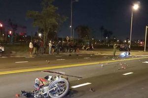 3 người thương vong trong một vụ va chạm xe máy ở Bình Thuận