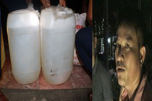 Bắt vụ vận chuyển ma túy lớn nhất từ trước đến nay tại Thái Bình