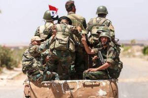 Syria khai hỏa dữ dội vào IS, Palmyra và Deir Ezzur lại thành chảo lửa