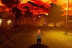 Công nghệ AR đã giúp cho các bản tin thời tiết trở nên sống động và kinh hãi như thế nào?