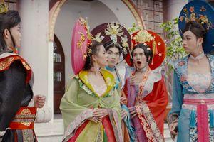Trào lưu nghệ sĩ Việt ăn theo phim cổ trang Trung Quốc