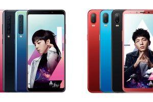 Samsung Galaxy A9s và Galaxy A6s ra mắt với nhiều màu mới lạ