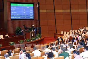 Kỳ họp thứ 6, Quốc hội khóa XIV: Hoàn tất nội dung lấy phiếu tín nhiệm