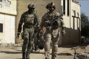 Chiến sự Syria: Liên quân Mỹ bị nhóm phiến quân lạ mặt đột kích tại Manbij