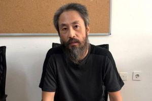 Nhà báo Nhật Bản lên tiếng sau khi được khủng bố phóng thích khỏi Syria