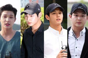 Lee Seo Won 'bụ bẫm' tại phiên tòa xử tội đe dọa quấy rối tình dục đồng nghiệp - Nhan sắc biến hóa khôn lường
