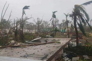 Siêu bão nhiệt đới đáng sợ mạnh ngang ngửa cơn bão Haiyan đang tiến về châu Á