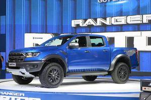 Sốc với giá lăn bánh của Ford Ranger Raptor tại Việt Nam
