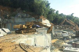 Ngọc Lặc (Thanh Hóa): Cần xử lý nghiêm việc Công ty Việt Thanh khai thác ra ngoài mốc giới mỏ được cấp phép