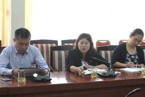 Thứ trưởng Nguyễn Thị Phương Hoa tiếp công dân định kỳ tháng 10/2018