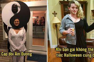 15 ý tưởng hóa trang 'chất lừ' cho các cặp đôi để nổi bật nhất mùa Halloween