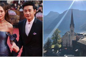 Mãn nhãn trước khung cảnh đẹp như thiên đàng nơi Đường Yên - La Tấn tổ chức hôn lễ