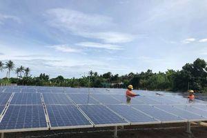 Năm 2019, miền Trung sẽ có dự án nhà máy điện mặt trời 1.372 tỷ đồng