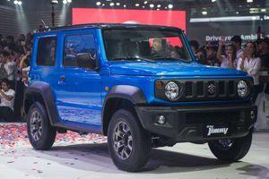Ô tô 'hộp diêm' Suzuki Jimny ra mắt khách hàng tại Philippines