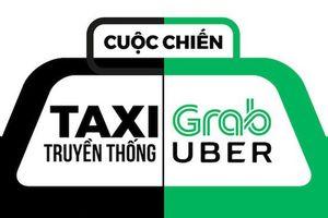 'Chiều theo taxi truyền thống là bước lùi của Cách mạng 4.0'