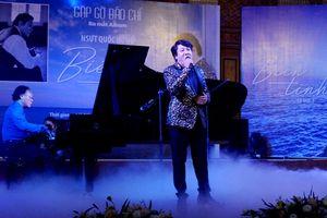 'Biển tình' - album ghi dấu ấn sự xuất hiện trở lại của NSƯT Quốc Hưng