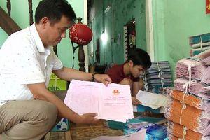 Quảng Nam: Mất hai máy tính chứa dữ liệu hơn 20.000 sổ đỏ