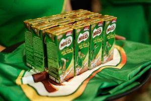 MILO ra mắt sản phẩm Thức uống bữa sáng cân bằng