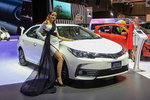 VMS 2018: Toyota Corolla Altis mới được trang bị những gì ?