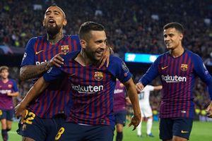 Lượt đi vòng bảng Champions League: Barca, Juve, Dortmund bước một chân vào vòng 1/8