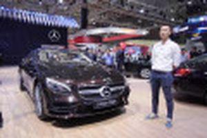 VMS 2018 - Sờ mó 'Hoa hậu' triển lãm Mercedes S450 Coupe giá 6,2 tỷ đẹp tuyệt sắc