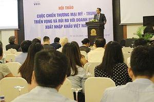 Cảnh giác hàng Trung Quốc 'đội lốt' hàng Việt xuất khẩu sang Mỹ