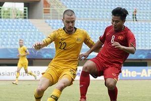U19 Việt Nam ngậm ngùi chia tay vòng chung kết châu Á