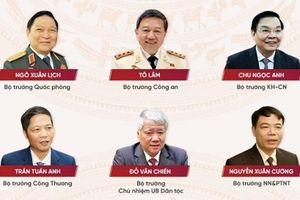 Kết quả lấy phiếu tín nhiệm 48 chức danh sẽ được công bố hôm nay