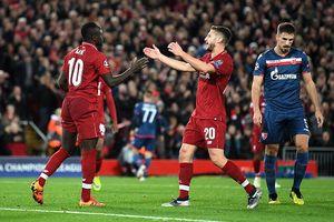 Toàn cảnh Liverpool 4-0 Crvena Zvezda: Đêm kinh hoàng ở Anfield