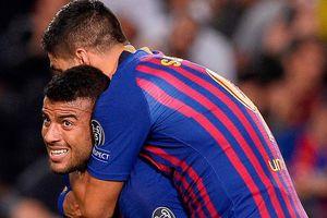 Toàn cảnh Barca 2-0 Inter Milan: Rafinha 'hóa thành' Messi