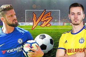 Chelsea - BATE Borisov: 'Sarri-ball' vận hành ra sao với đội hình 2?