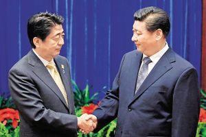 Nhật-Trung cùng đặt kỳ vọng cao vào chuyến thăm của Thủ tướng Abe