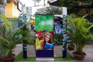 Cận cảnh nhà vệ sinh công cộng tự động cảm ứng, chống trộm tại TP.HCM