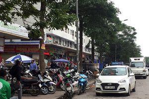 Kiên quyết xử lý tình trạng trông xe trái phép quanh khu vực tòa nhà HH