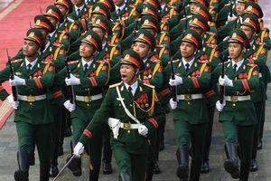 Viêt Nam đứng thứ 20 trong danh sách 50 quốc gia có quân đội mạnh nhất năm 2018