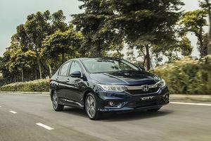 Honda Việt Nam triệu hồi 1.500 chiếc Honda City vì lỗi túi khí