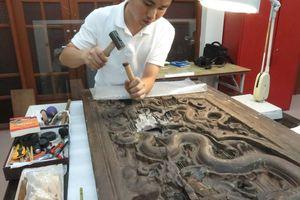 Gian nan bảo quản hiện vật Bảo tàng