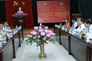Thắt chặt tình đoàn kết Việt - Lào