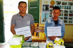 Mang hơn 30 kg ma túy vào khách sạn