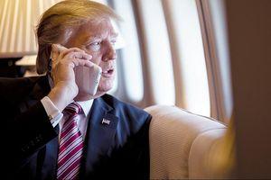 NYT: Bắc Kinh có thể nghe lén điện thoại của ông Trump